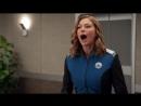 Орвилл 1 сезон — Русский трейлер 2017 хорошее настроение, сериал, пародия на Звездный Путь, Star Trek, комедия, капитан.