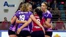 Волейбол ЧР женщины 17-й тур Заречье Одинцово vs Динамо Казань
