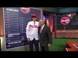 Phillies draft 3B Alec Bohm No. 3 © MLB.com