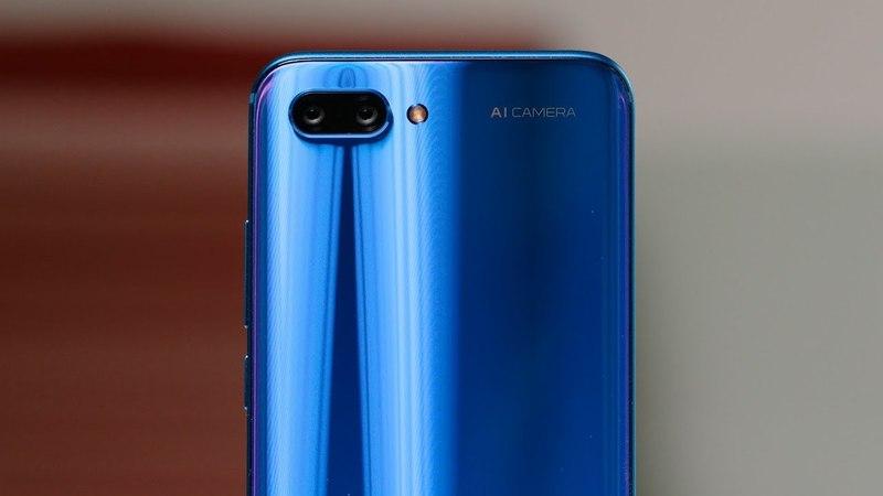Обзор Honor 10 — лучше Huawei P20