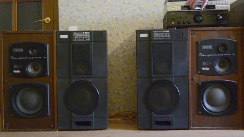 S90b против Кливеров 35ас-008