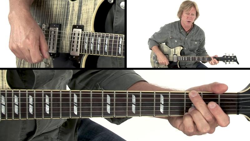 Lydian Major Breakdown - Guitar Lesson - Robbie Calvo