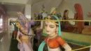 Прогулка по самадхи Шрилы Бхактиведанты Нараяны Госвами nta Narayana Goswami Maharaja, full unbroken shot