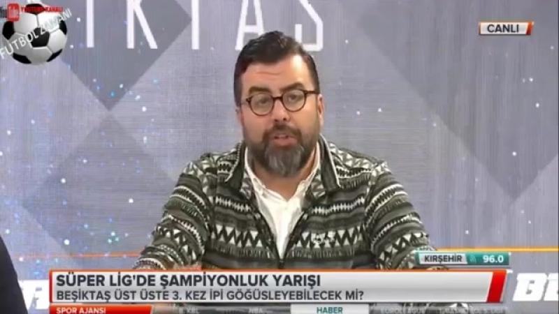 Beşiktaş Spor Ajansı ⚽ Fikret Ormandan Şampiyonluk Açıklaması 21 Mart 2018