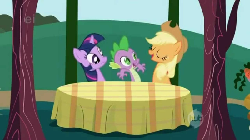 Very short PMV - MLP fim: Hi my name is - Twilight and Applejack