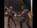Съемки Величайшего шоумена : Мишель Уильямс и Хью Джекман