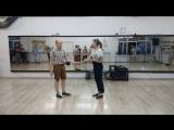 Надя и Виталик - Lesson 1