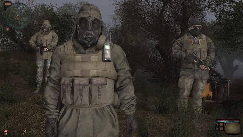 S.T.A.L.K.E.R.: Shadow of Chernobyl ➤ Наконец-то пройду до конца