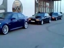 BMW M5 E34,39 and E60