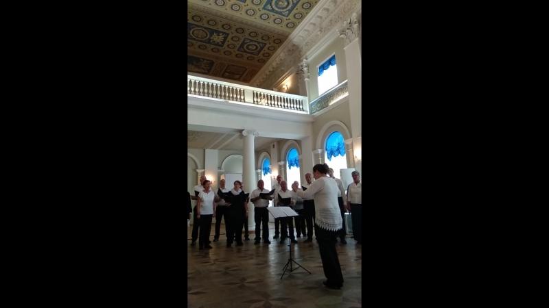 18_Немецкий хор Westfalenchor (дирижёр Татьяна Хундт)