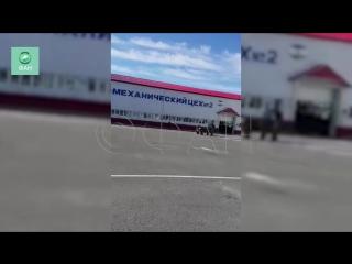 Появилось видео взрыва на «Сургутнефтегазе», где пострадали семь человек