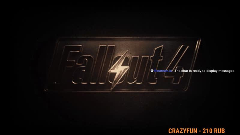 делать нехер вот и запёустил Fallout 4 18