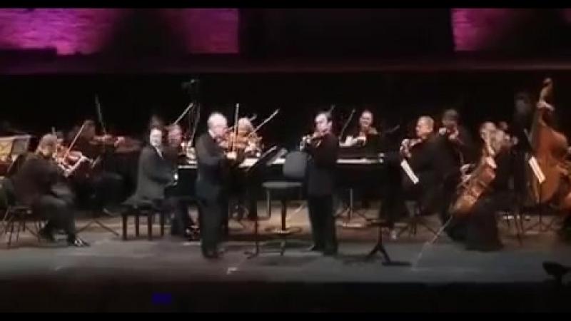 Как развлекаются виртуозы классической музыки mp4