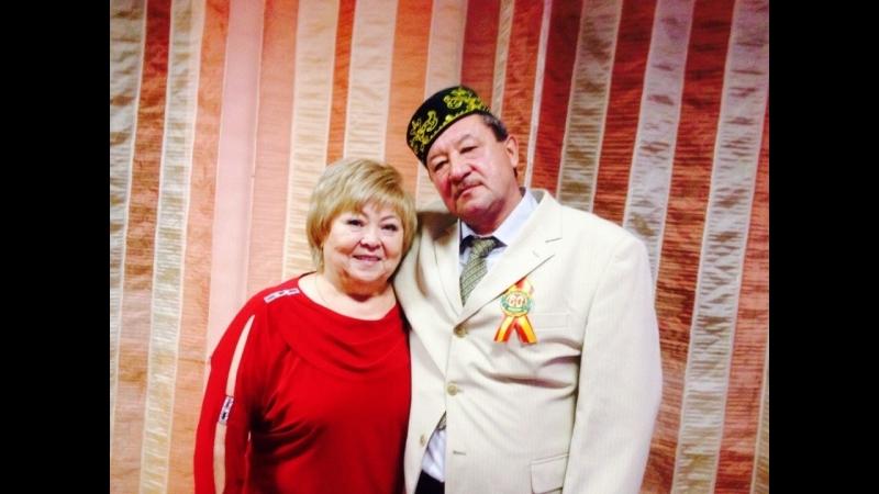 С годовщиной свадьбы вас,мои любимые родители!