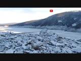 Крупный метеорит упал в Хабаровском крае, перекрыв русло реки власти обсуждают введение режима ЧС
