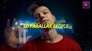 3D PARALLAX ЭФФЕКТ в Adobe Premiere Pro CC 2019 Параллакс в Музыкальных Клипах