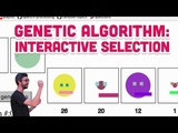 9.9 Genetic Algorithm Interactive Selection - The Nature of Code
