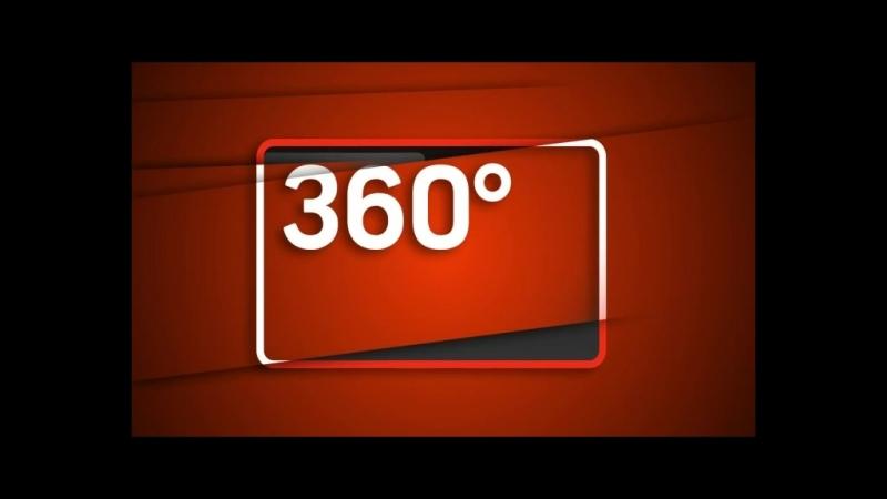 Промо ролик телеканала 360