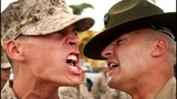 Boot Camp Recruit Training at Marine Corps Recruit Depot, San Diego
