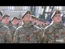 «Клянемося захищати нашу державу! «. У Харкові кадети склали присягу на вірність українському народу
