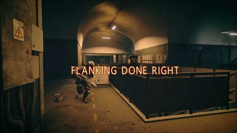 Flanking Done Right on Operation Locker | Battlefield 4