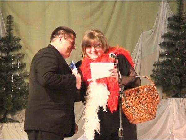 Гостя з Італії робить подарунки Білокуракинській мафії, 30.12.2009