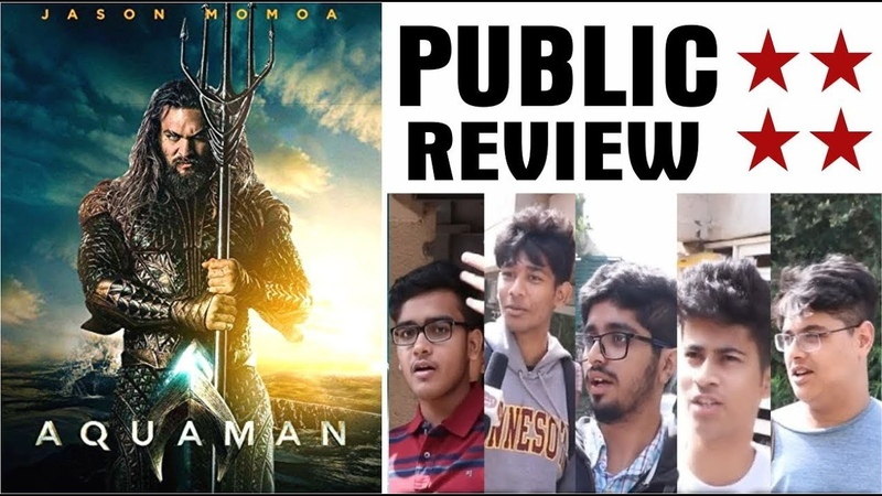 Aquaman Movie Public Review | Box Office Collection | Jason Momoa