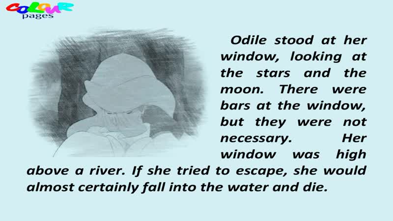 Swan Lake by Jenny Dooley. Chapter7 Odile Escapes