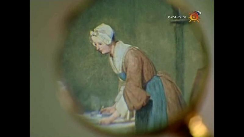 92.В музей без поводка - Жан-Батист Шарден. Молитва перед обедом