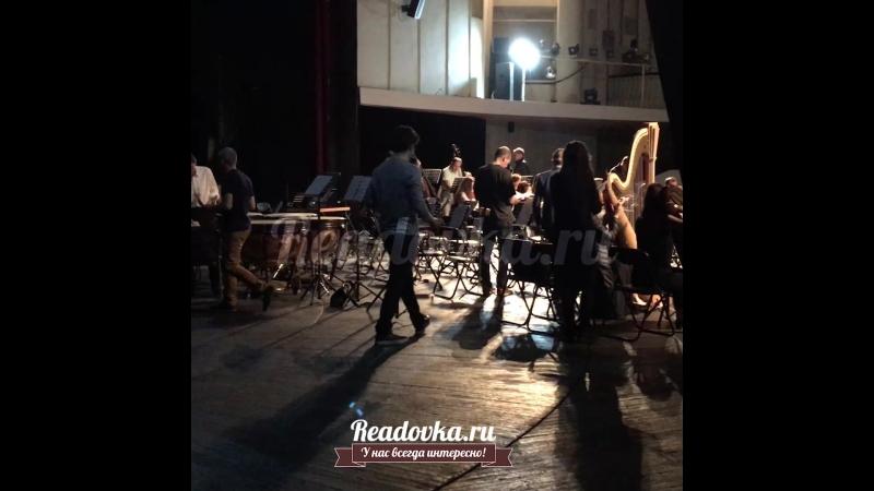 Симфонический оркестр Мариинского театра выступил в Смоленске
