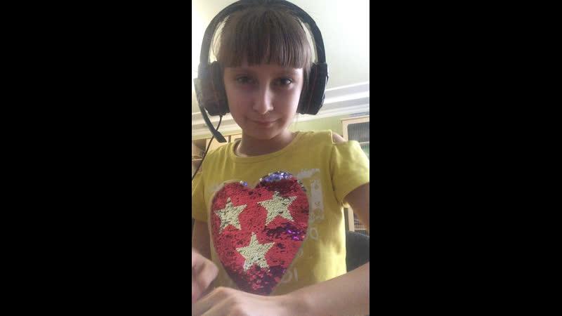 Альбина Гафарова — Live