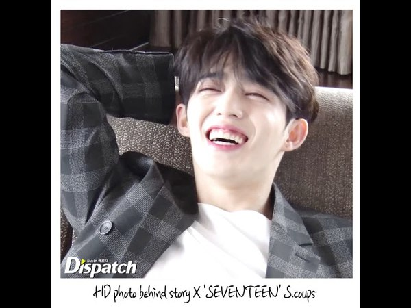 [180423] SCoups (Seventeen) @ Dispatch Photoshoot Leaders