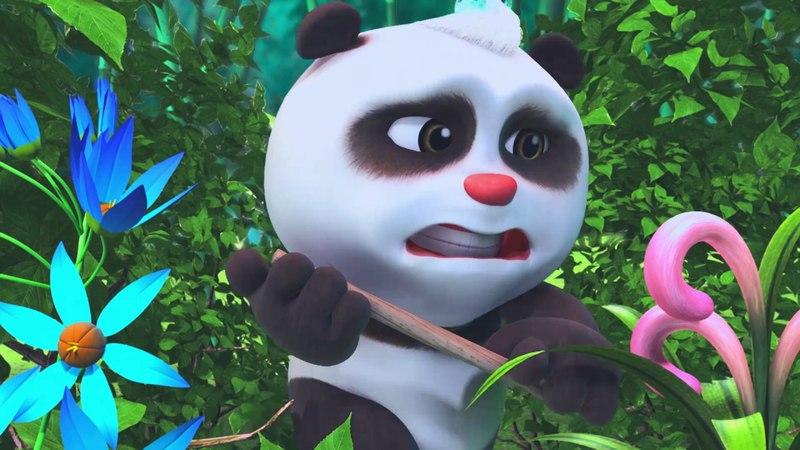 Кротик и Панда - 41 серия - Новые мультики для детей