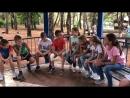 Первый съемочный день группы ВОЛНА. 3 смена, лагерь НИВА, 2018 год