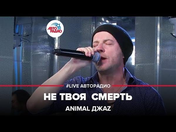 Animal ДжаZ - Не Твоя Смерть (LIVE Авторадио)