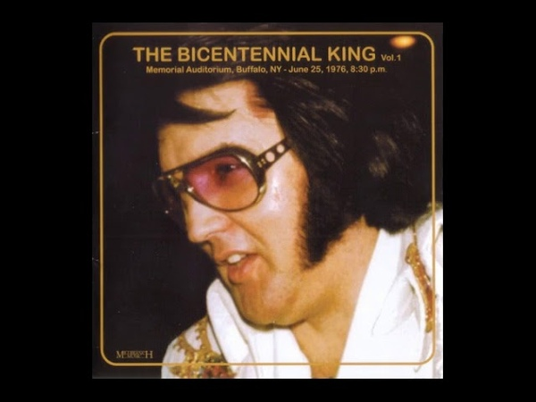 The Bicentennial King, Vol 1, June 25 - 1976, Evening Show