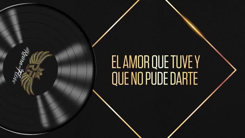 Amor imposible - Erik (David Botero) La Reina del Flow 🎶 Canción oficial - Letra Caracol TV