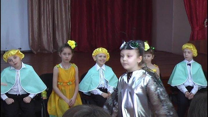 Детская опера Муха Цокотуха 8 школа г Аткарск