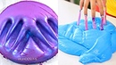 Relaxing slime - satisfying slime ASMR video compilation