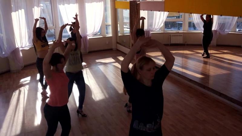 Salsa Lady Style Женский стиль в САЛЬСЕ Танцевальный центр FionisDance Омск