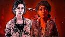 Как Лилли вернётся во 2 эпизод 4 сезона The Walking Dead: The Final Season?