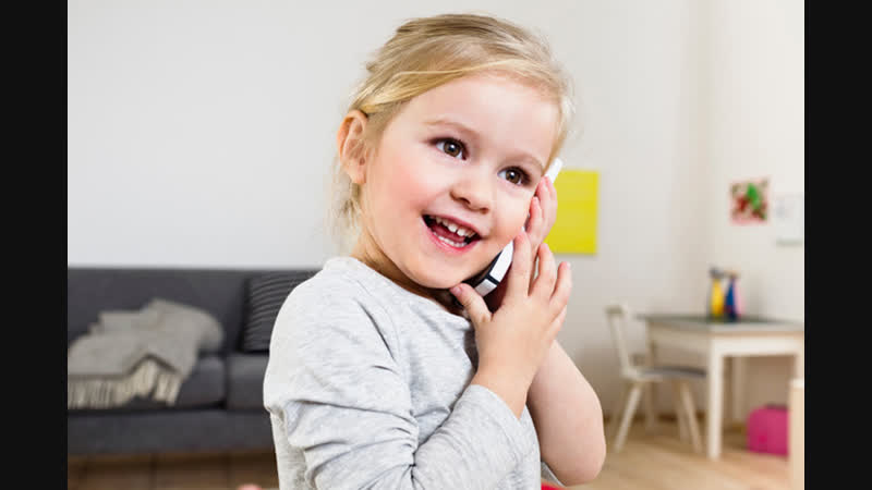 помоги ребенку собрать список контактов для общения по телефону