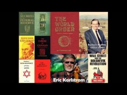 Eustace Mullins The Hegemony of Parasitism
