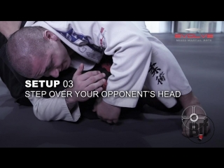 Gamal Hassan - Straight Armbar From Side Control