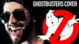 GHOSTBUSTERS - KEYTAR COVER by Jonathan Young