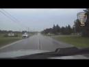 Арестованный угнал полицейскую машину