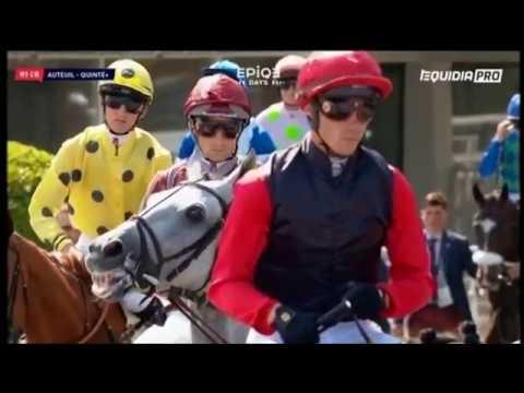 2018 Grand Steeple-Chase de Paris - On The Go