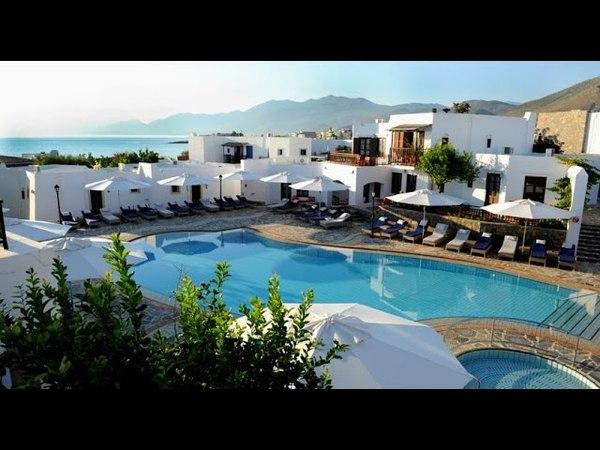 Отели Крита.Creta Maris Beach Resort 5*.Все включено.Обзор