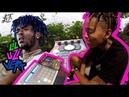 If Lil Uzi Vert was in a Lo-Fi Hip-Hop Beat    SP 404 Live Performance