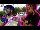 If Lil Uzi Vert was in a Lo-Fi Hip-Hop Beat SP 404 Live Performance